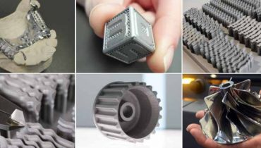 3D Printing Sets Course for the future with Metal Additive Manufacturing