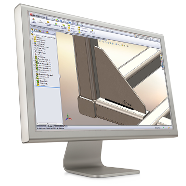 SOLIDWORKS Weldment