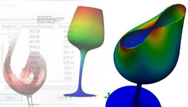 Kā augsta frekvence spēj saplēst vīna glāzi?